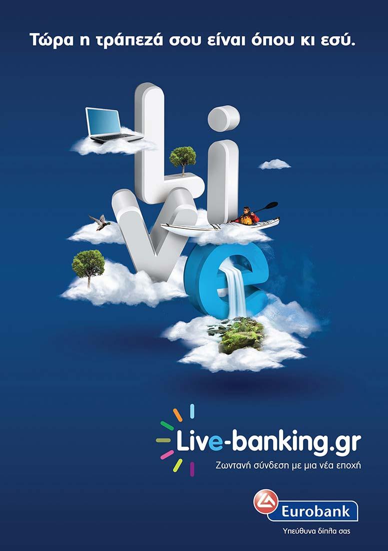 EUROBANK LIVE